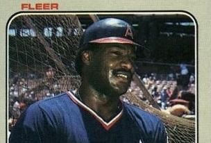 1983 Fleer Don Baylor Always Brings the Heat of Summer