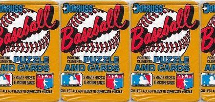 The Eternal Spring of 1987 Donruss Wax Packs