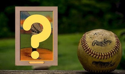 The 2019 Spring Training Baseball Card Challenge