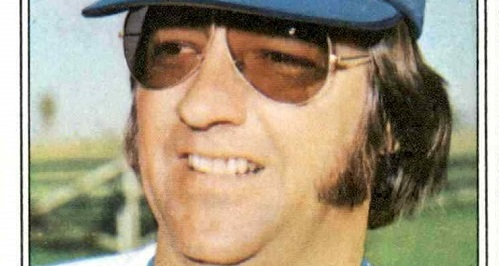 Elvis Didn't Die — He Became the 1977 Topps Chuck Hartenstein Baseball Card