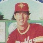The Eternal Youth of 1983 TCMA Albuquerque Dukes Orel Hershiser