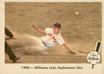 The Blazing Speed of Ted Williams v. The Megawatt Power of