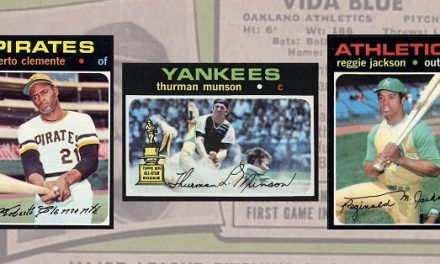 1971 Topps Baseball Cards — 12 Most Valuable