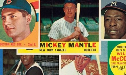 1960 Topps Baseball Cards – 10 Most Valuable