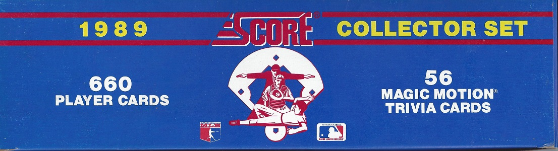 10 Most Valuable 1989 Score Baseball Cards
