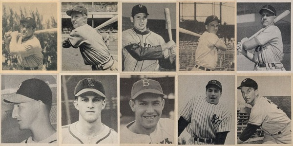 1948 Bowman Baseball Cards – 12 Most Valuable