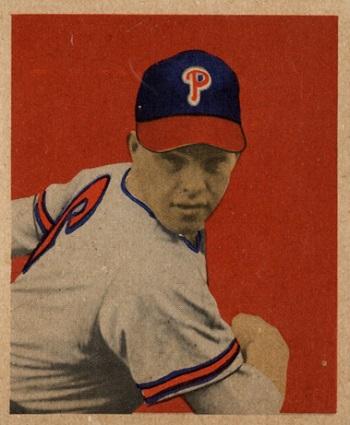 1949 Bowman Robin Roberts