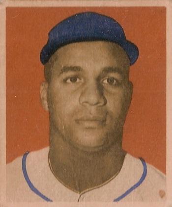 1949 Bowman Roy Campanella