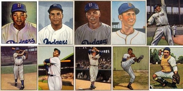 1950 Bowman Baseball Cards – 12 Most Valuable
