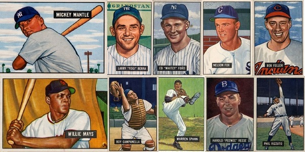 1951 Bowman Baseball Cards – 12 Most Valuable
