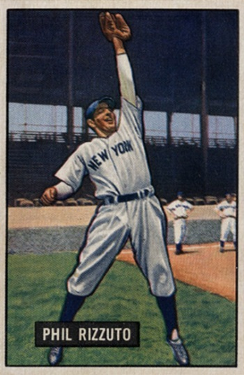 1951 Bowman Phil Rizzuto