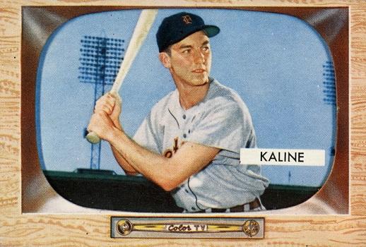 1955 Bowman Al Kaline