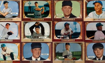 1955 Bowman Baseball Cards – 12 Most Valuable