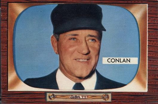 1955 Bowman Jocko Conlan UMP