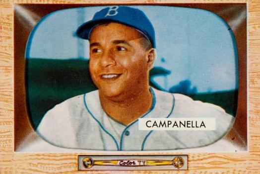 1955 Bowman Roy Campanella