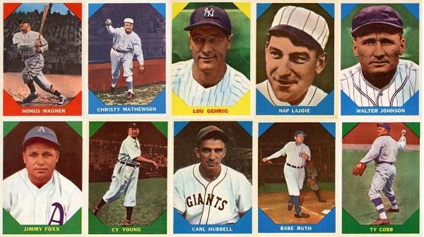 1960 Fleer Baseball Cards – 12 Most Valuable