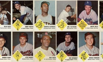 1963 Fleer  Baseball Cards – 12 Most Valuable