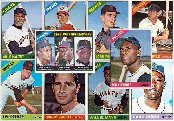 1966 Topps Baseball Cards – 10 Most Valuable