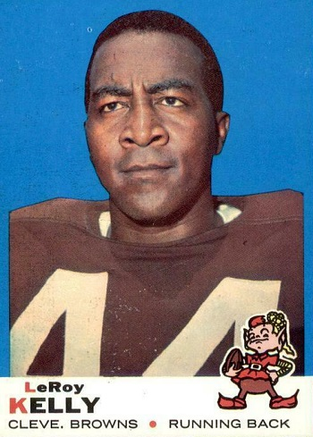 1969 Topps Leroy Kelly