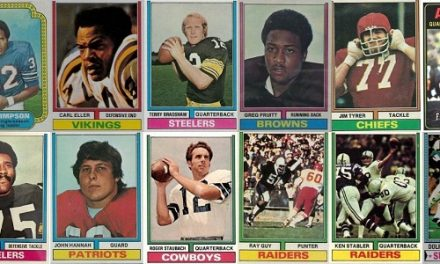 1974 Topps Football Cards – 12 Most Valuable
