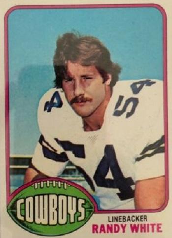 1976 Topps Randy White