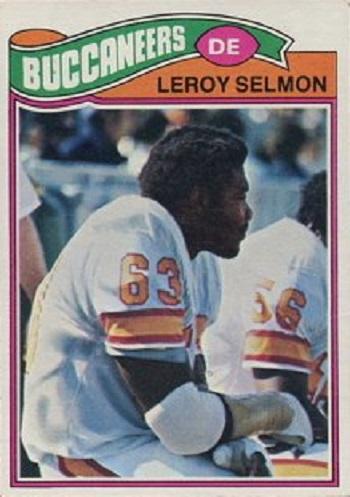 1977 Topps Lee Roy Selmon