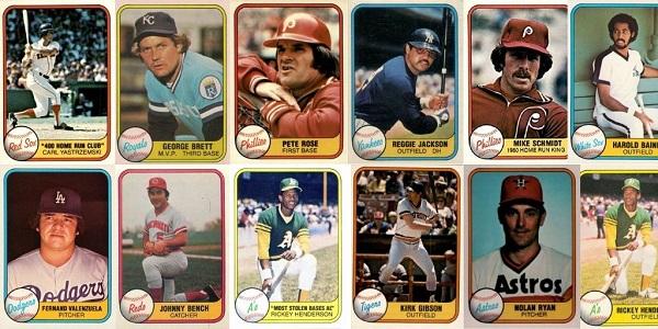 1981 Fleer Baseball Cards – 12 Most Valuable