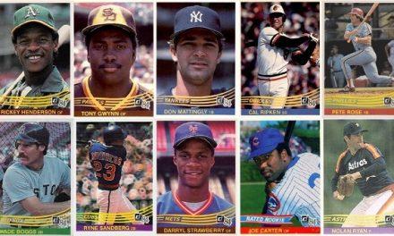 1984 Donruss Baseball Cards – 10 Most Valuable