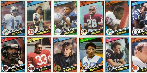 1984 Topps Football Cards – 12 Most Valuable