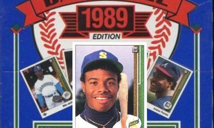1989 Upper Deck Baseball Cards – 10 Most Valuable