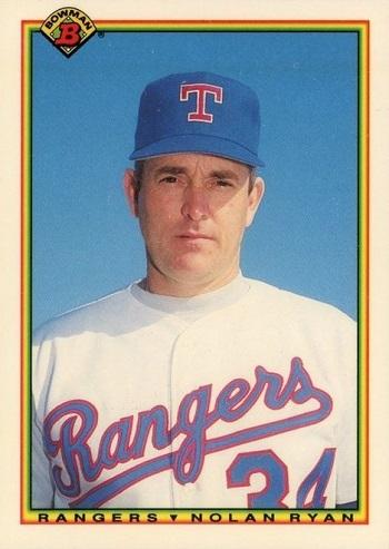 1990 Bowman Nolan Ryan