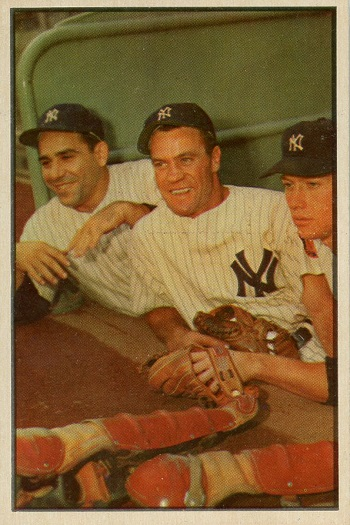 1953 Bowman Bauer-Berra-Mantle
