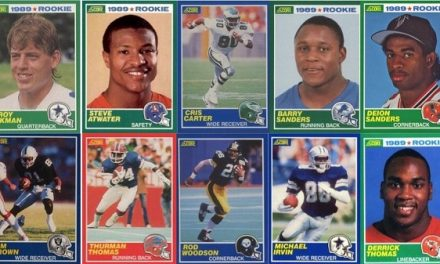 1989 Score Football Cards – 10 Most Valuable