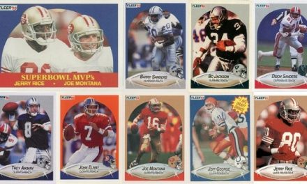 1990 Fleer Football Cards – 10 Most Valuable