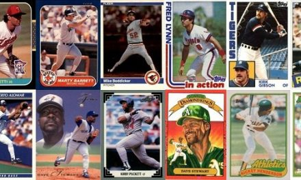 ALCS MVP Winners – Best Baseball Cards from 1980 through 1993