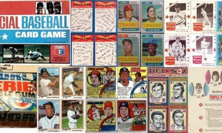 10 Christmas Gifts Any 1970s Baseball Card Collector Will Love