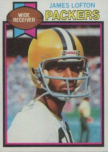 1979 Topps James Lofton Rookie Card