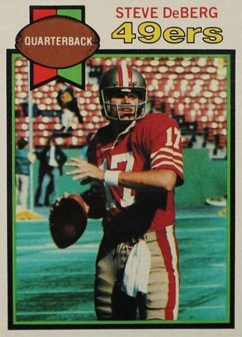 1979 Topps Steve DeBerg