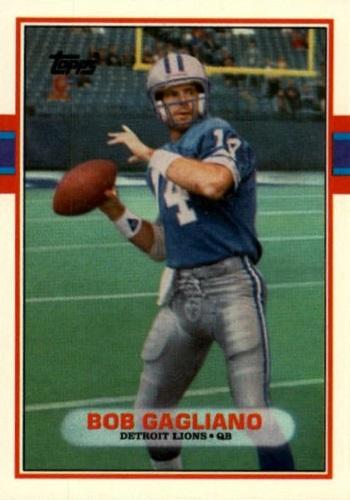1989 Topps Traded Bob Gagliano