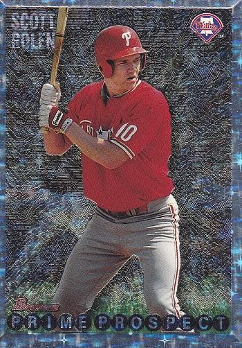 1995 Bowman Scott Rolen