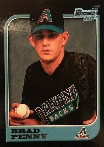 1997 Bowman Brad Penny