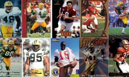 10 Football Cards that Defined the 1997 NFC Championship Game