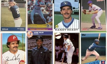 All 9 Serie Caribe MVPs from the 1980s … and Their Baseball Cards!