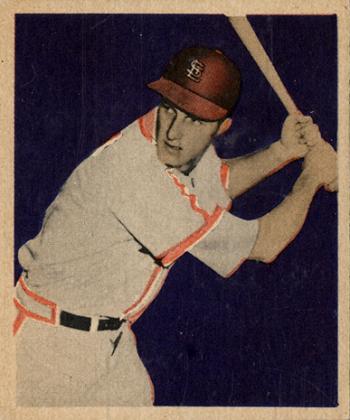 1949 Bowman Stan Musial
