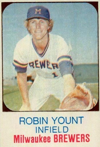 1975 Hostess Twinkies Robin Yount