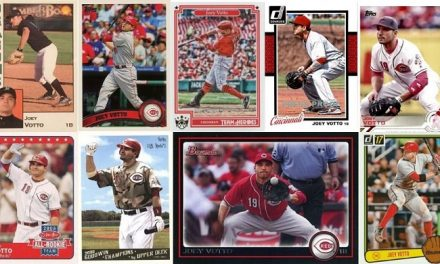 11 Joey Votto Baseball Cards Even Old-School Collectors Will Love