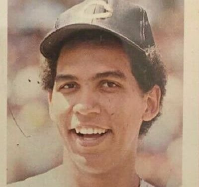The First Andres Galarraga Baseball Card? Earlier Than You Ever Imagined