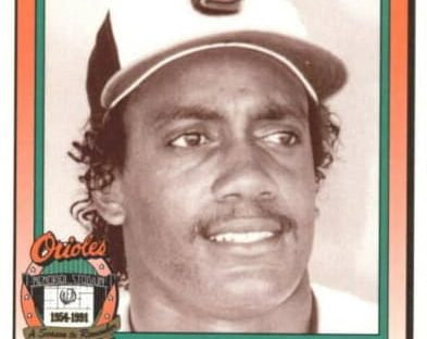1991 Orioles Crown Nelson Simmons – Proof He Was There