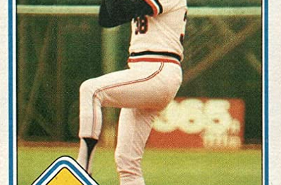 The 1983 Topps Greg Minton Card that Proves He Was a Superstar