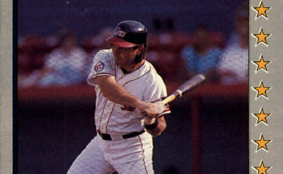 1989 T & M Sports Senior League Bernie Carbo … Proof of the Afterlife